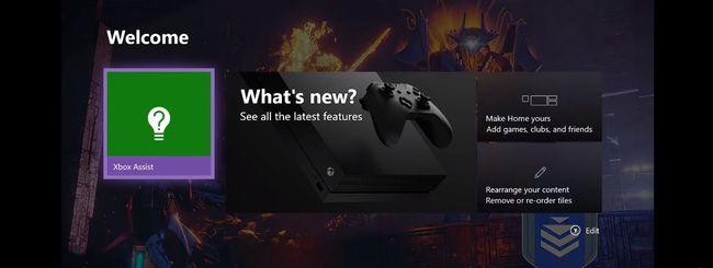 Xbox One, disponibile il Fall Update
