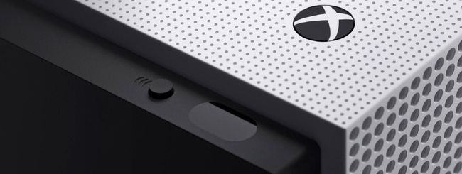 Xbox One S: modalità HDR con standard HDR10