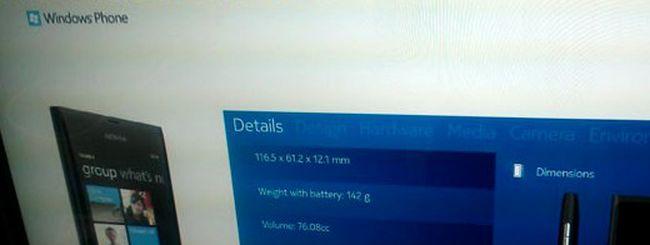 Nokia Lumia 710, 800 e 900: spuntano le anteprime