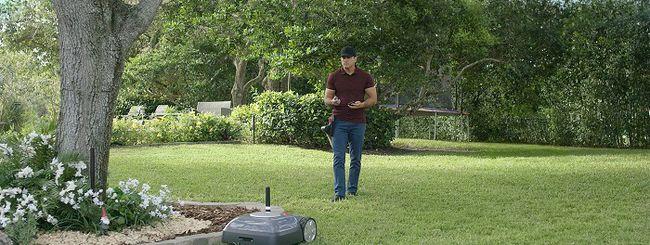 iRobot Terra, robot tosaerba per tutte le case
