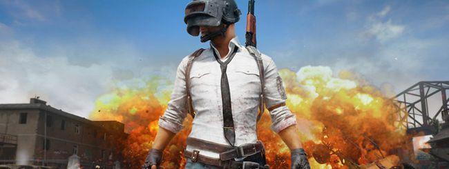 PUBG annunciato ufficialmente per PlayStation 4