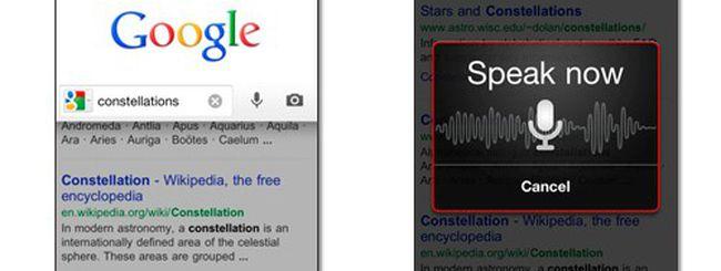 Ricerca Google si aggiorna su iPad