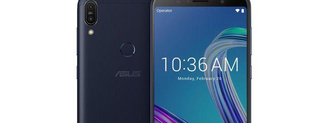 ASUS annuncia lo ZenFone Max Pro (M1)