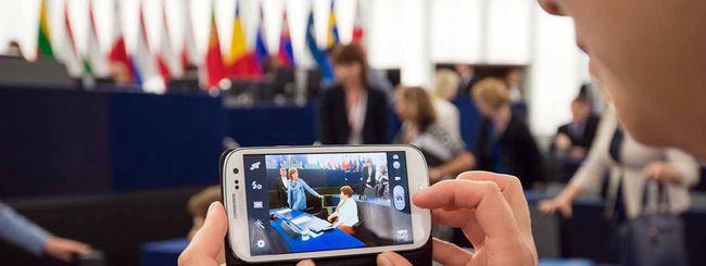 L'europarlamento approva il testo sul copyright