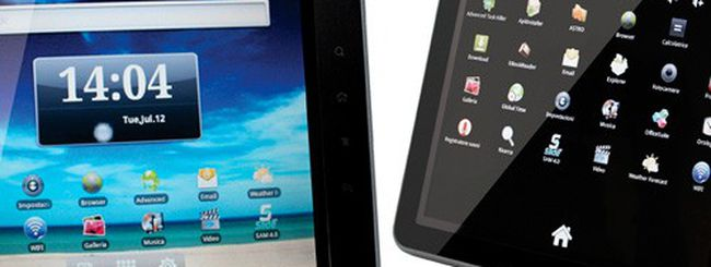 Mediacom Smart Pad 810c, installare la ROM originale