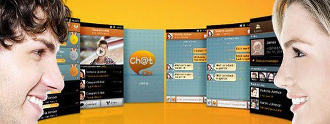 Samsung ChatON disponibile in versione web-based