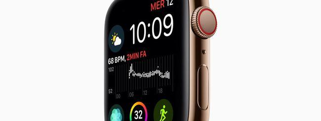 Apple Watch Series 4 è un dispositivo medico?