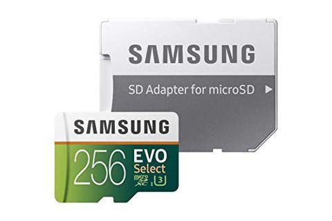 Samsung MicroSD MB-ME256GA EVO (256 GB)