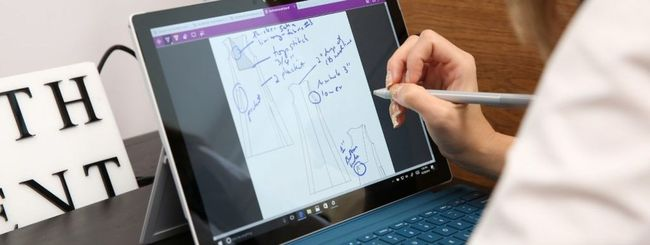 Microsoft Surface Pro 5, display 4K e Kaby Lake?