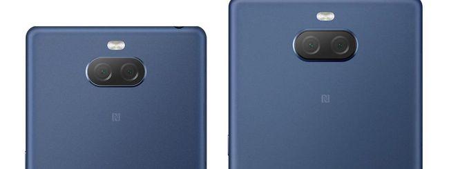 Xperia 10 e 10 Plus sono i nuovi smartphone Sony?