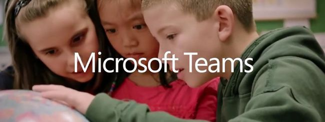 Microsoft Teams anche in Office 365 Education