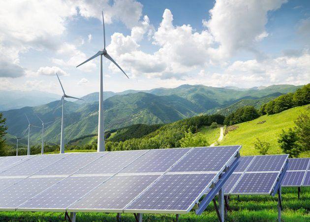 Impianti per l'energia rinnovabile: eolico e fotovoltaico