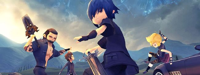 Final Fantasy XV Pocket Edition arriva su Switch