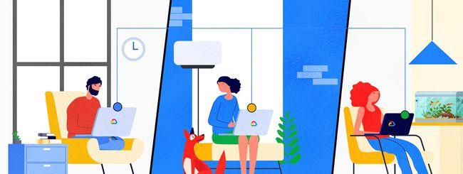 Google Meet, come usare gli effetti visivi