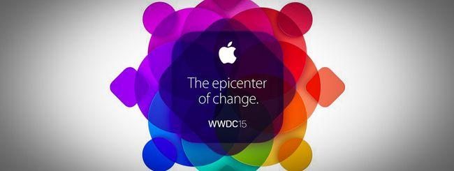 WWDC 2015: confermato l'evento dell'8 giugno