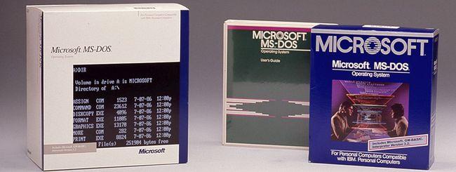 Microsoft rilascia i sorgenti di MS-DOS e Word