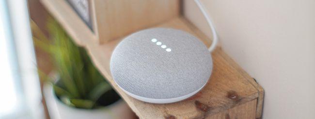 Google Home, telefonare con gli speaker ora si può