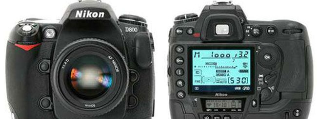 Nikon D800 e D800E: soluzione al problema autofocus