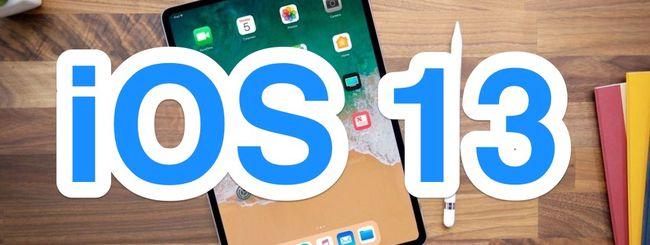iOS 13: le novità novità più interessanti sono per iPad