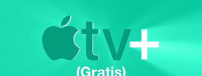 AppleTV+: Apple regala altri 3 mesi gratis agli utenti