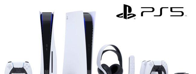 PlayStation 5, ecco tutti gli accessori ufficiali