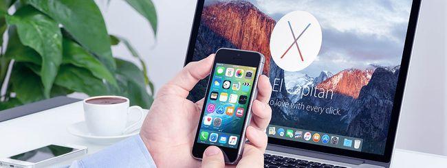El Capitan: arriva OS X 10.11.3
