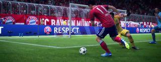 FIFA 19 e il sistema Active Touch