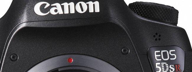 Canon: 80 milioni di EOS
