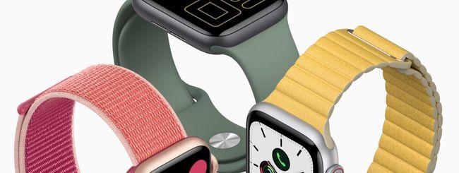 Apple Watch Series 5: le scelte di Amazon