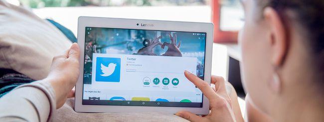 Twitter controllerà tutti gli account verificati