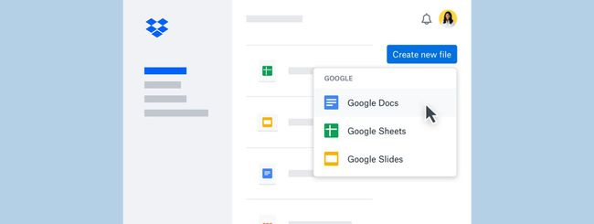 Dropbox e Google Docs, integrazione totale
