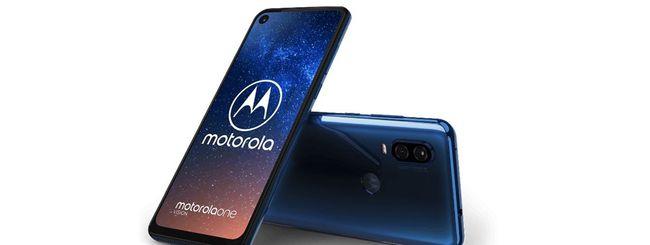 Motorola One Vision, specifiche e immagini