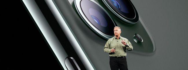 iPhone 11, 11 Pro Vs modelli precedenti: confronto