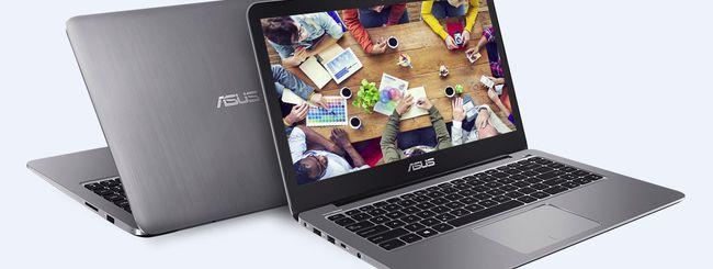 ASUS VivoBook E403SA: 14 pollici con USB Type-C
