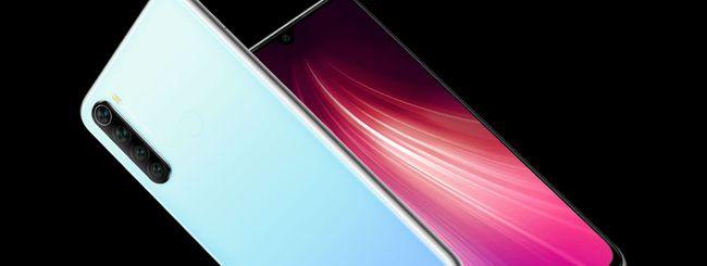 Xiaomi annuncia il Redmi Note 8T