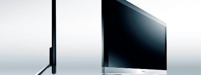 TV Panasonic Viera: controllo vocale in arrivo?
