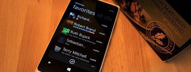 WhatsApp per Windows Phone: guida all'uso