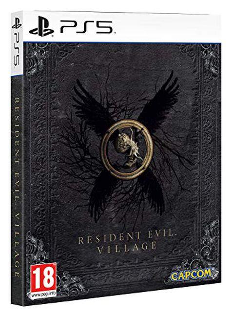 Resident Evil Village - Edizione Steelbook (PlayStation 5)