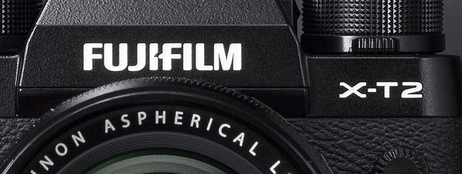 Fujifilm, ritirato il nuovo firmware della X-T2