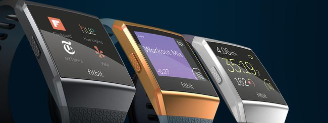 Fitbit OS 2.0 anche per Fitbit Ionic