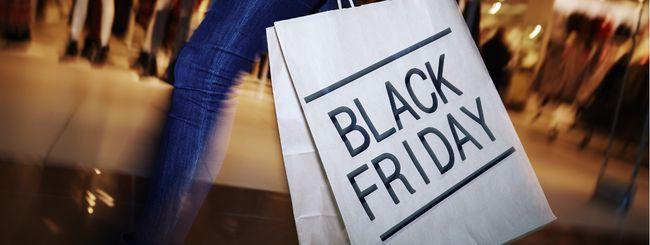 Il Black Friday è arrivato su Amazon Italia