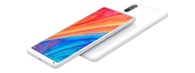 Xiaomi Mi MIX 2S, full screen e AI dual camera