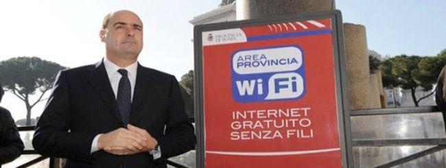 Roma, WiFi gratis al Colosseo e nelle aree archeologiche
