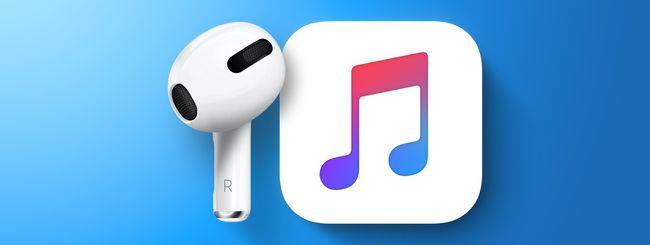 AirPods 3 e Apple Music HiFi: arrivo entro poche settimane