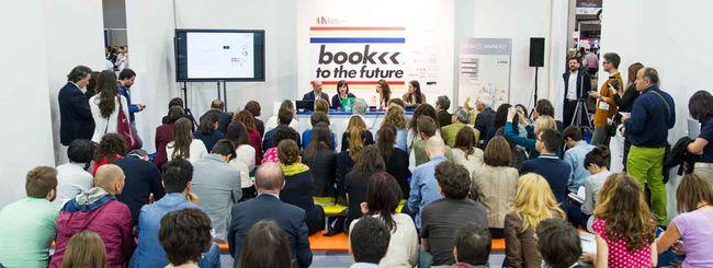 Book to the Future: spazio digitale al Salone