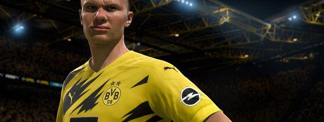 FIFA 21 pronto all'esordio su PlayStation 5