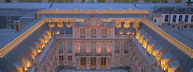 Google ti porta a Versailles con la VR
