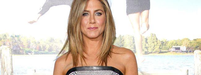 Apple: approvata la serie con Jennifer Aniston