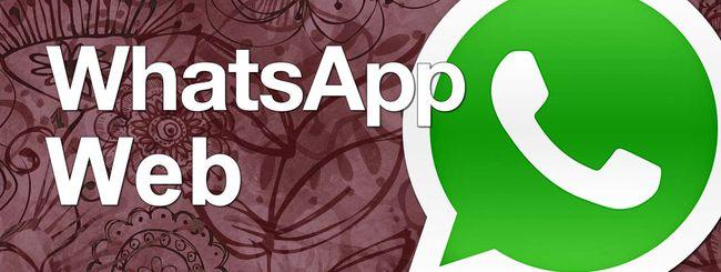 WhatsApp Web: novità per il client desktop