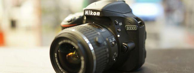 Nikon D3300 acquistabile in Italia: prezzi e kit
